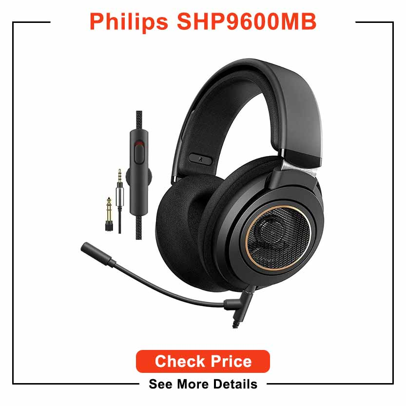Philips SHP9600MB