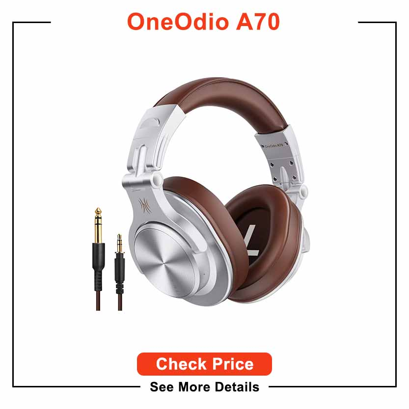 OneOdio A70